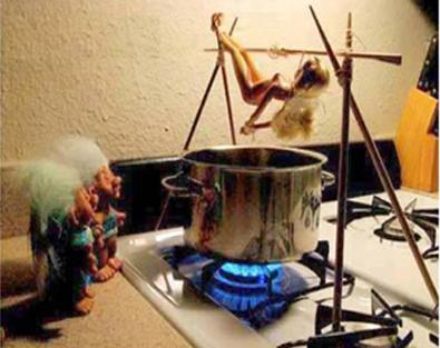 мъжка рецепта за вечеря за суингъри